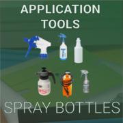 Spray Bottles & Sprayers