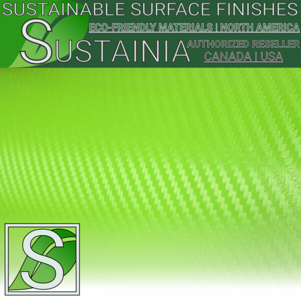ca-5497 3m di noc wallcoverings & architectural finishes green carbon fiber