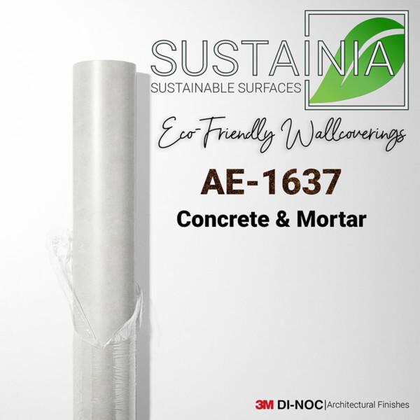 AE-1637   mortar,stucco,sustaina,wallcoverings   Sustainia