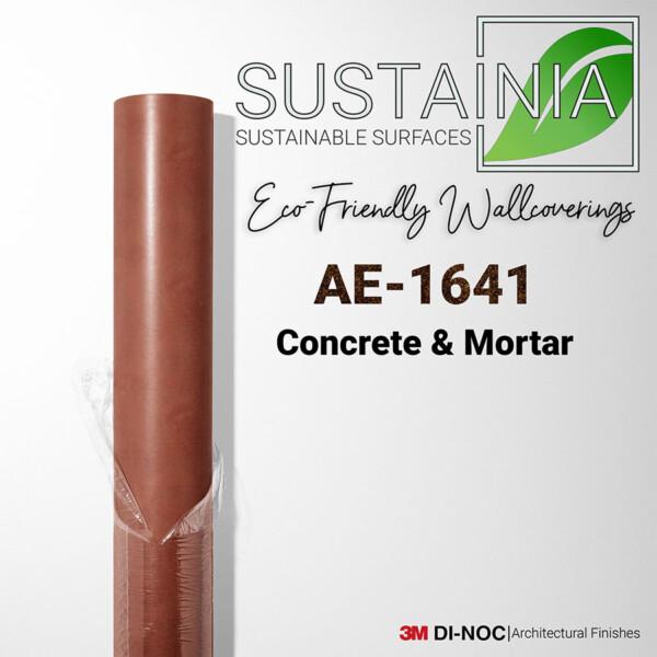 AE-1641   mortar,stucco,sustaina,wallcoverings   Sustainia