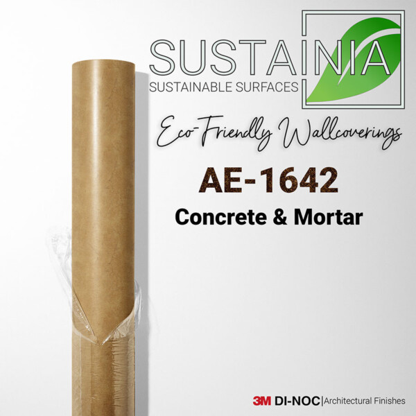 stucco wallcoverings by 3m di noc ae-1642