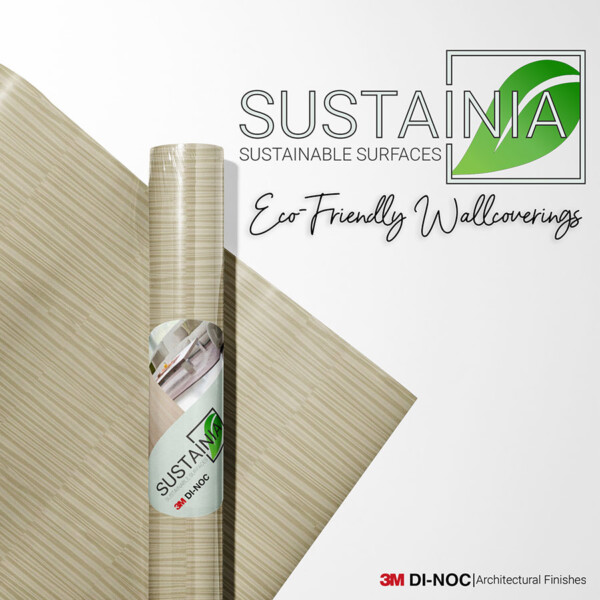 Entertainment Wallcovering by 3M DI NOC