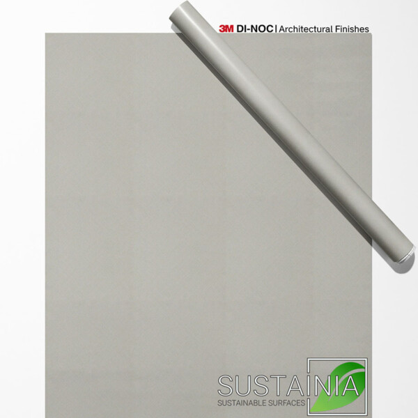 Metallic Hairline Wallcovering by 3M DI NOC