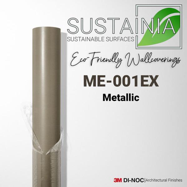 Metallic Wallcovering by 3M DI NOC