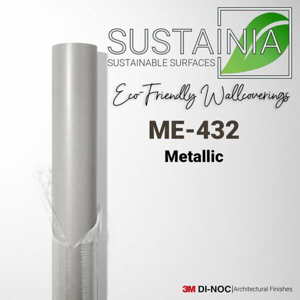 Metallic Wallcoverings by 3M DI NOC