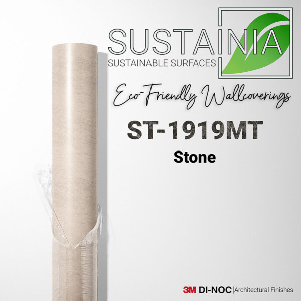 Stone Wallcoverings - 3M DI NOC